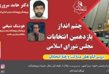Photo of الگوهای مشارکت یازدهمین انتخابات مجلس بررسی میشود