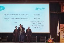 Photo of اعطای جایزه اندیشه ورزی و سیاست سازی به پروژه های برتر اندیشکده ها