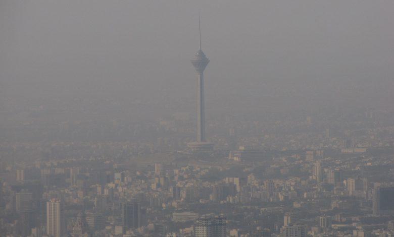 بررسی ابعاد جدید زیست محیطی آلودگی هوای تهران
