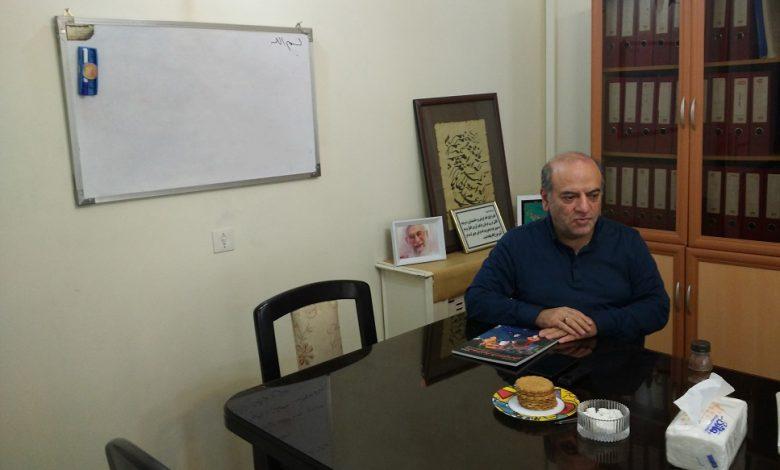گفتگوی اختصاصی جامعه اندیشکده های ایران با دکتر مهدی زریباف
