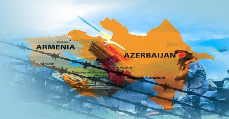 منازعه ارمنستان آذربایجان