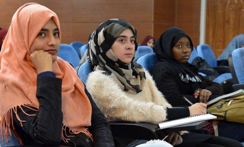 دانشجویان خارجی مقیم ایران