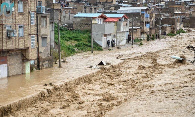 عوامل موثر بر سیلاب استان گلستان و مدیریت بحران آن